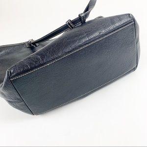 Dooney & Bourke Bags - Dooney & Bourke Black Leather Tote Shoulder Bag